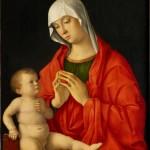 Vierge à l'Enfant Crédits : exponaute.com